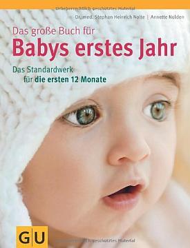Das große Buch für Babys erstes Jahr aus dem GU-Verlag kaufen