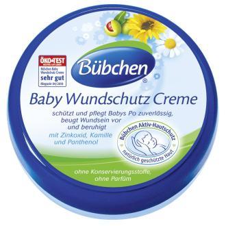 2er-Pack Bübchen Baby-Wundschutz-Creme kaufen