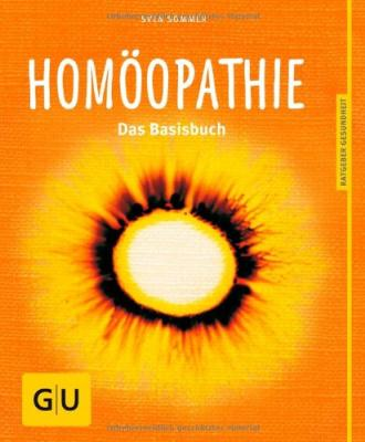 Das Buch - Homöopathie, das Basisbuch aus dem GU-Verlag kaufen