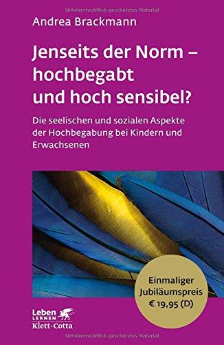 Das Buch - Jenseits der Norm - hochbegabt und hoch sensibel? - kaufen