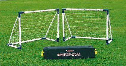Das Fußballtor-Set mit 2 Toren für Kinder kaufen