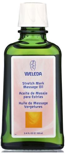 Das Schwangerschafts-Pflegeöl von Weleda bestellen