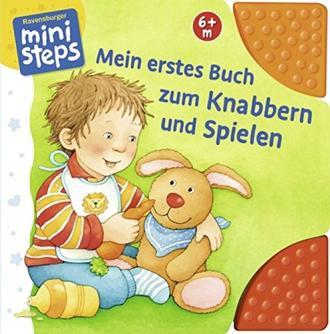 Das Knabber- und Spielbuch von Ravensburger bestellen