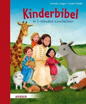 Die kleine Kinderbibel in 5-Minuten Geschichten bestellen