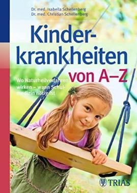 Das Buch Kinderkrankheiten von A bis Z - bestellen