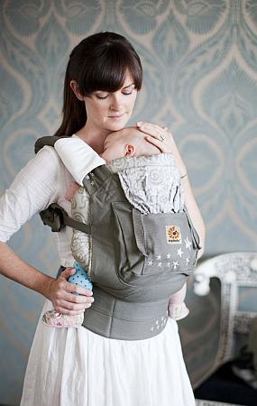 Den Baby-Tragesitz von ERGOBABY bestellen