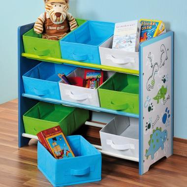 Das Kinderspielzeug-Aufbewahrungsregal von Kesper bestellen