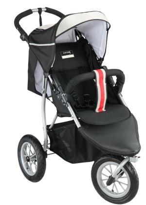 Den Kinderwagen Jogger S von knorr-baby bestellen