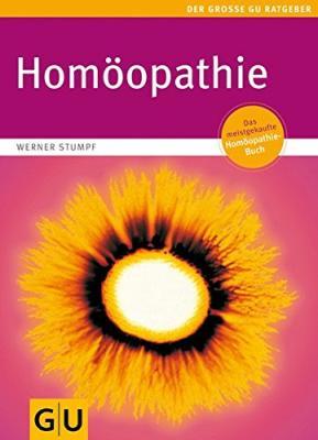 Das Buch - Homöopathie (Der gruße GU Ratgeber) - bei Amazon kaufen