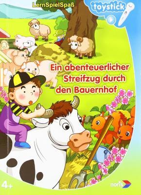 Das Toystick-Buch - Streifzug durch den Bauernhof - bestellen