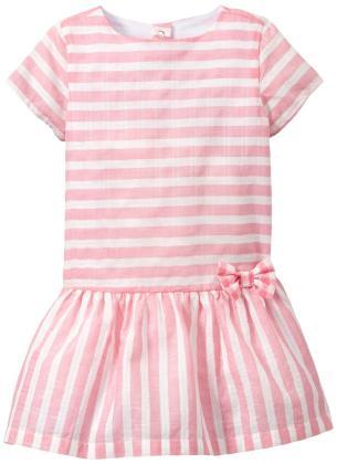 Das rosa-gestreifte Baby-Kleidchen von Chicco bestellen
