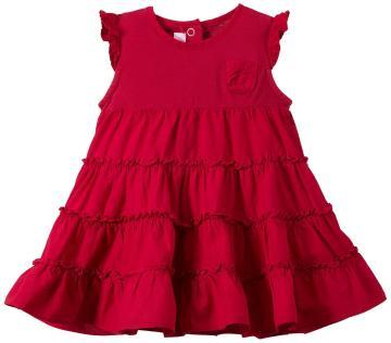 Das rote Baby-Kleidchen von Chicco bestellen