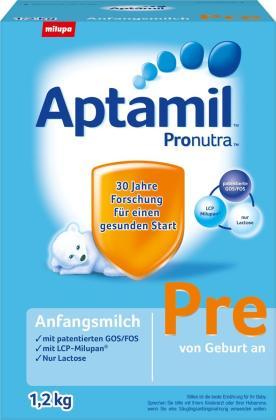 Die APTAMIL-Anfangsmilch im Super-Sparpack bestellen