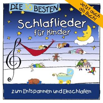 Die CD - Die 30 besten Schlaflieder für Kinder - bestellen