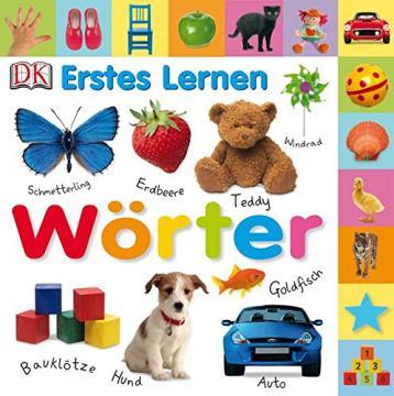 Das Kleinkinderbuch - Wörter-Erstes Lernen - bestellen