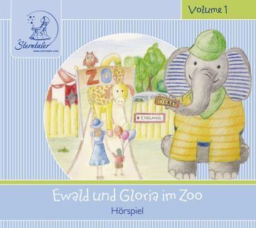 Die Hörspiel-CD - Ewald und Gloria im Zoo - bestellen