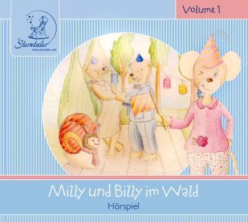 Die Audio-CD - Milly und Billy im Wald - bestellen