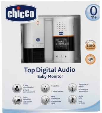 Das Chicco Baby Control Audio Digital Top bestellen