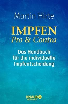 Das Buch - Impfen Pro & Contra - bestellen