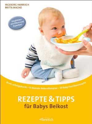 Das Buch - Rezepte und Tipps für Babys Beikost - bestellen