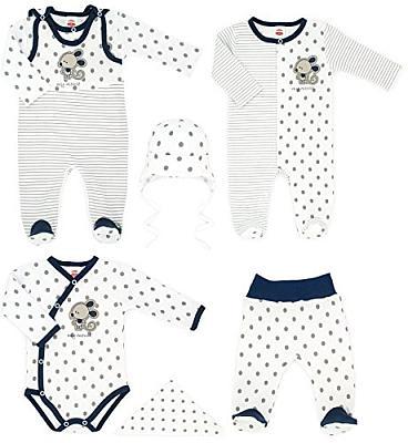 Das Baby-Erstausstattungs-Set für Mädchen von MAKOMA bestellen