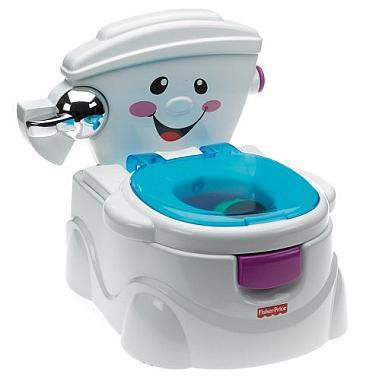 Mein eigenes WC - Meine erste Toilette von Fisher Price bestellen