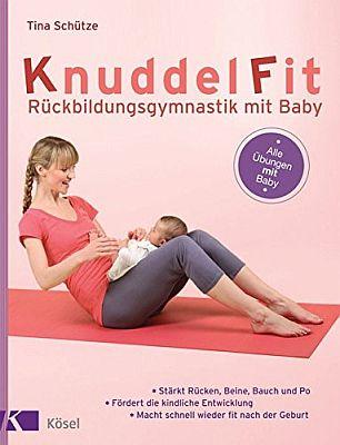 Das Buch - KnuddelFit-Rückbildungsgymnastik - bestellen