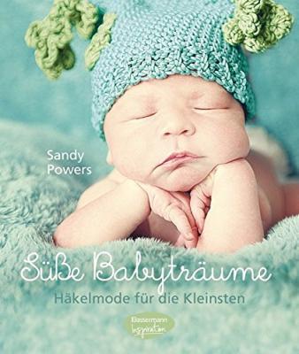 Das Buch - Süße Babyträume selbst gehäkelt - bestellen