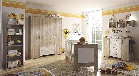 Das komplette Kinderzimmerset Twin Set 3 von Stordo bestellen