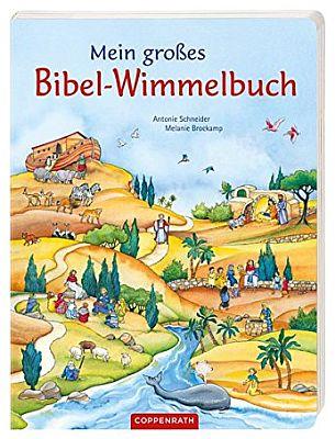 Das große Bibel-Wimmelbuch für die Kleinsten bestellen
