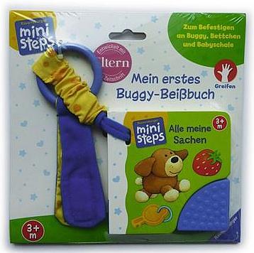 Mein erstes Buggy-Beißbuch - Alle meine Sachen - bestellen