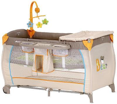 Das Babycenter-Reisebett von Hauck bei AMAZON bestellen