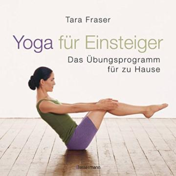 Das Buch - Yoga für Einsteiger - Übungsprogramm für Zuhause - bestellen