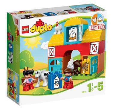 Mein erster Bauernhof von LEGO DUPLO bestellen