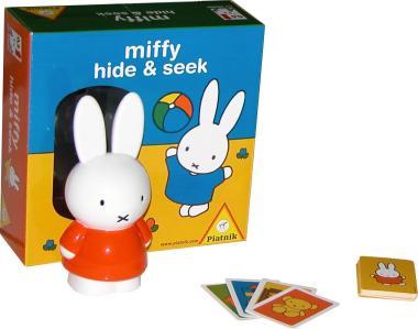 Das Spiel MIFFY hide & seek bestellen