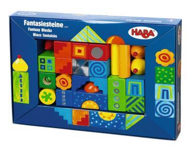 Die Fantasie-Bausteine von HABA bestellen