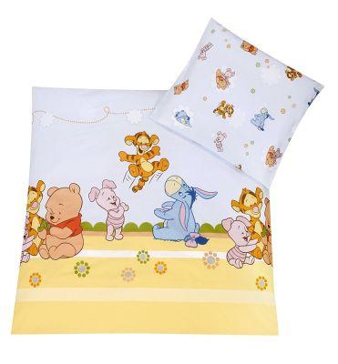 Die Babybettwäsche Baby Pooh and Friends von Julius Zöller bestellen