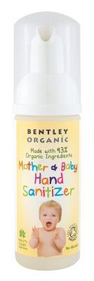 Das Organic Mother & Baby Desinfektionsmittel von Bentley bestellen