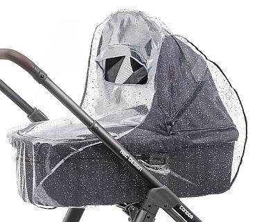 Das Universal-Regenverdeck für Kinderwagen verschiedener Hersteller bestellen