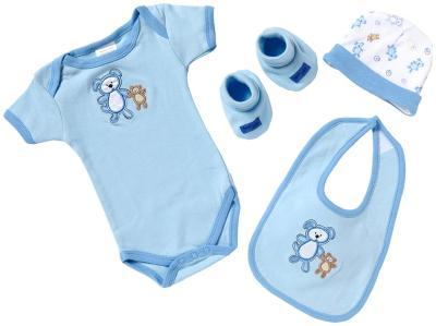 Das Baby-Bekleidungs-Set von Playshoes bestellen