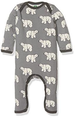 Den Strampler von Småfolk Unisex Baby Body Suit Bear - bestellen