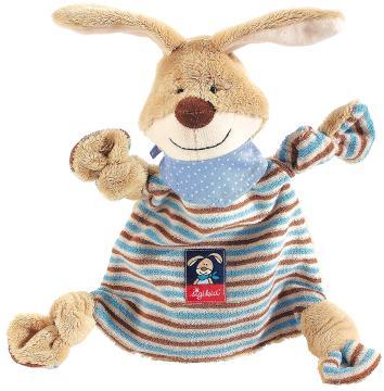 Das niedliche Schnuffeltuch Hase Semmel Bunny von Sigikid bestellen