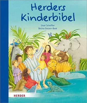 Herders Kinderbibel für KInder von 5 bis 10 Jahren bestellen