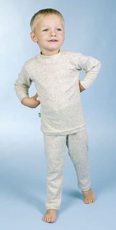 Den Kinderschlafanzug bei Allergien und Neurodermitis von Lotties bestellen