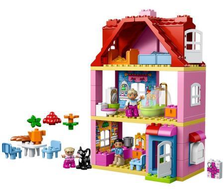 Das große Familien-Puppenhaus von Lego Duplo bestellen