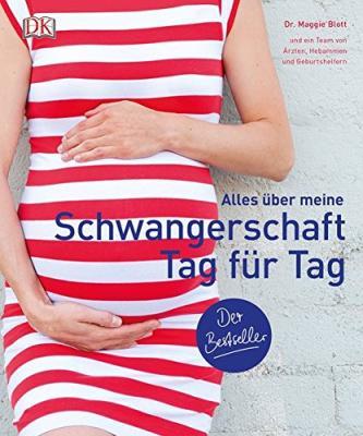 Das Buch - Alles über meine Schwangerschaft Tag für Tag - bestellen