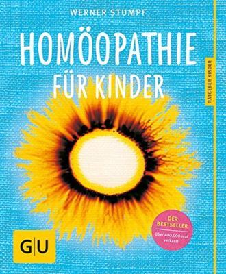 Das Buch - Homöopathie für Kinder - bestellen