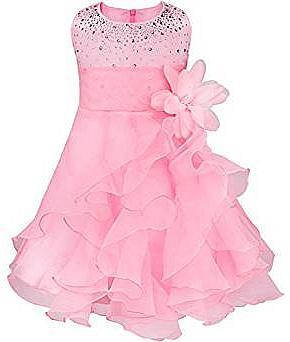 Das festliche Kleid für die kleine Prinzessin bestellen