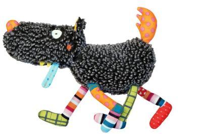 Das Kuscheltier - der kleine Wolf LouLoup - von Moulin Roty bestellen