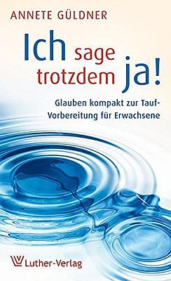 Das Buch - Glauben kompakt zur Tauf-Vorbereitung für Erwachsene - bestellen
